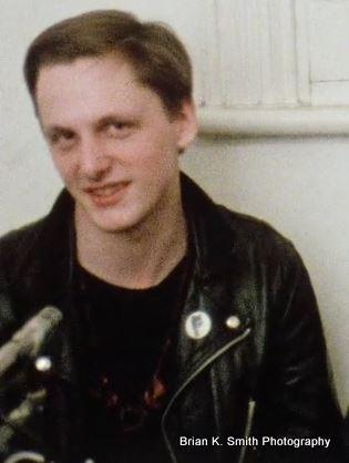 Tony circa 1983