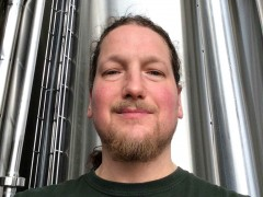 Riot Brewing Co Head Brewer Fabian Specht