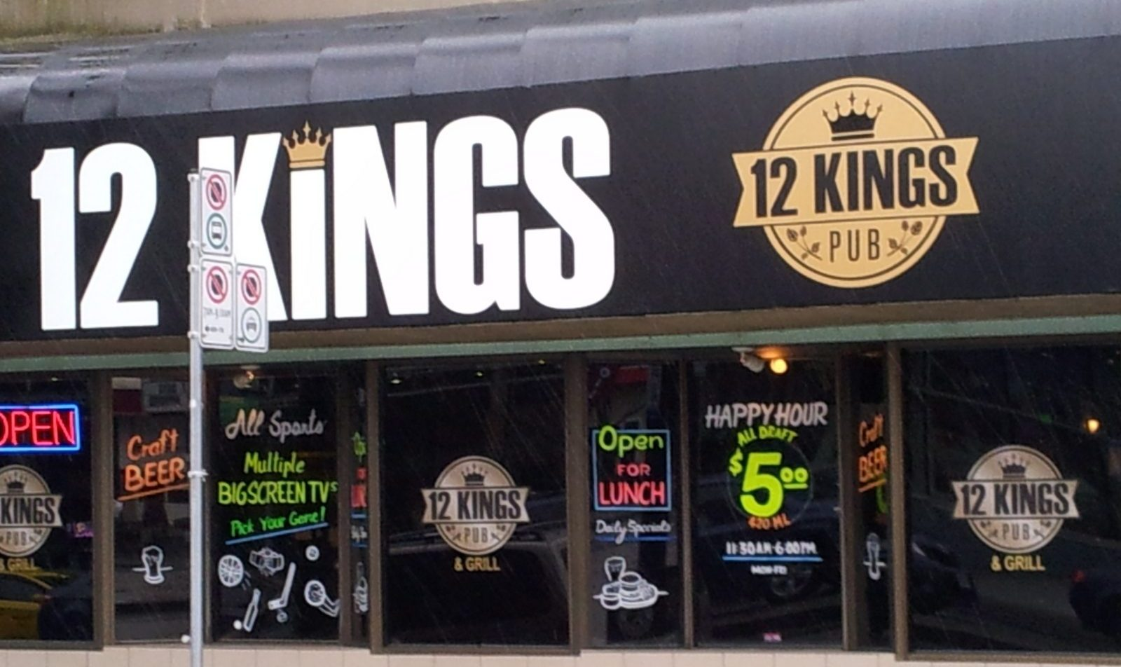 Beer League Part II: Interview With Armin Sodhi Of 12 Kings Pub