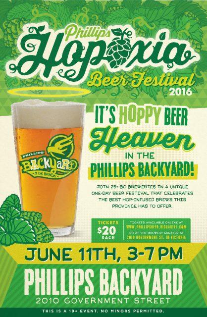 Hopoxia Beer Festival @ Phillips Brewing Co   Victoria   British Columbia   Canada