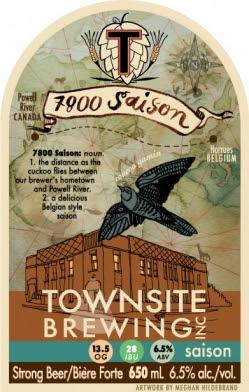 townsite saison