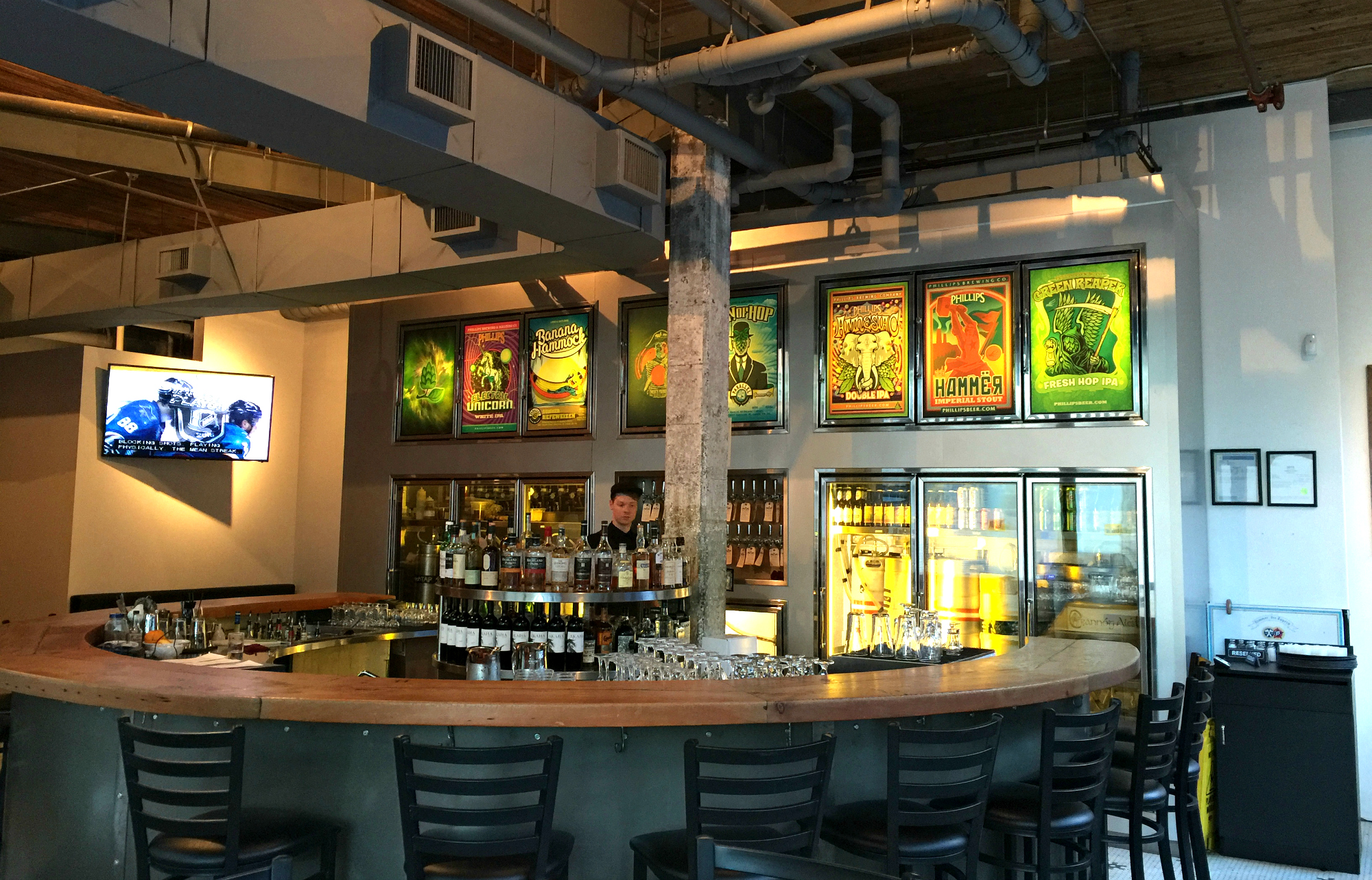 Spotlight On Darby S Gastown What S Brewing Magazine
