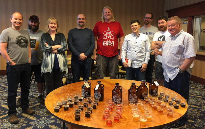 Dreams Do Come True – A Craft Beer Judging Experience