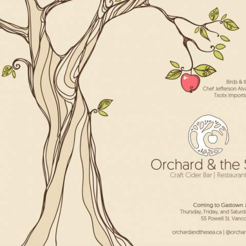 Orchard And The Sea