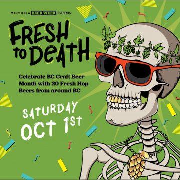 Fresh to Death @ Victoria Beer Week | Tba | Samtskhe-Javakheti | Georgia