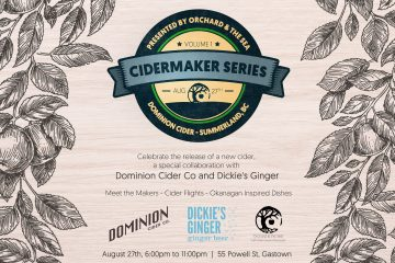 Cidermaker Series: Volume 1 @ Orchard & the Sea |  |  |