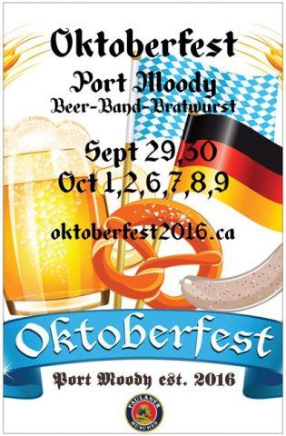 Port Moody Oktoberfest @ Port Moody | British Columbia | Canada