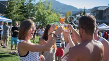 Whistler Village Beer Festival (Main Tasting Event | Sunday) @ Whistler Olympic Plaza | Whistler | British Columbia | Canada