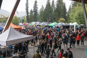 Whistler Village Beer Festival (Main Tasting Event | Saturday) @ Whistler Olympic Plaza | Whistler | British Columbia | Canada