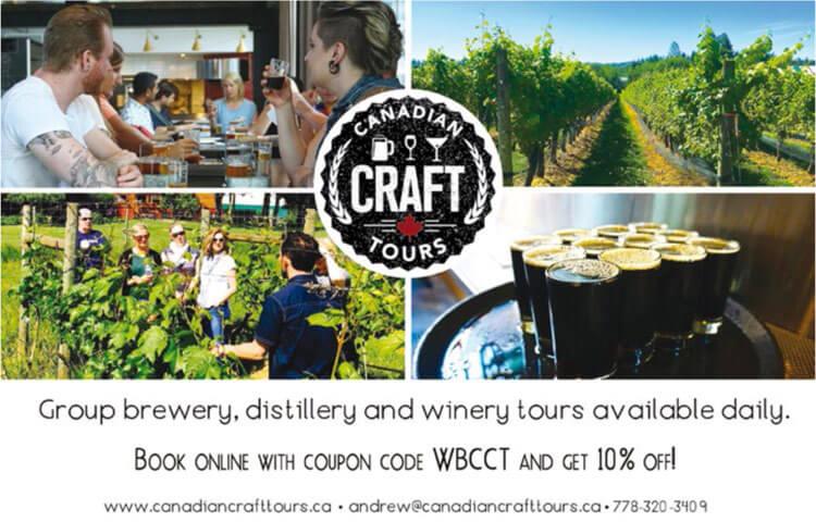 Canadian Craft Tours