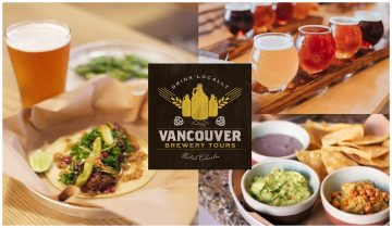 Dine Out Vancouver: Craft Beer & Tacos Brewery Tour @ Vancouver Brewery Tours