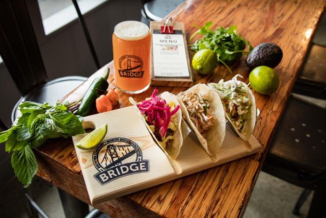 Bridge Brewing gets lounge licence, debuts artisan taco kitchen ...