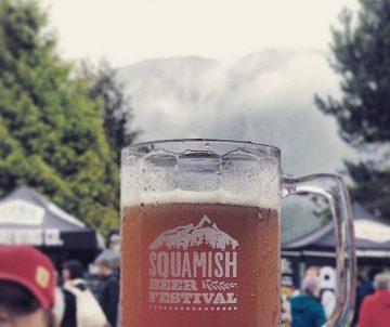 SQUAMISH BEER FESTIVAL @ PAVILION PARK - DOWNTOWN SQUAMISH | Squamish | British Columbia | Canada