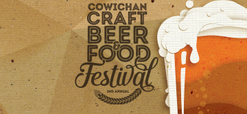 Cowichan Craft Beer and Food Fest @ Pacific Rim Artisan Village | Chemainus | British Columbia | Canada