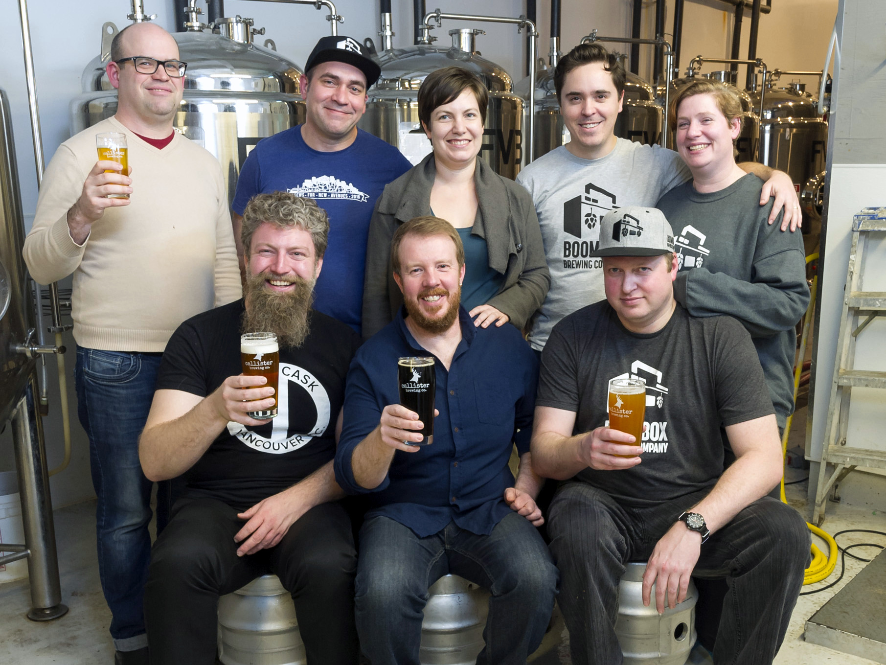 Callister Brewing: The Community Of One