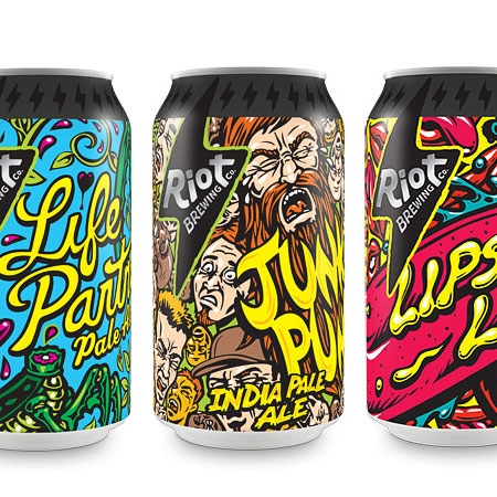 Oh Beautiful Beer Spotlights Riot Brewing