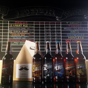 Barkerville Brewing - Variety Packs Image