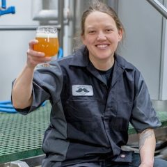 Barkerville Brewing - Erin Dale, Our Head Brewer Image