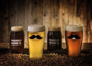 Barkerville Craft Beers