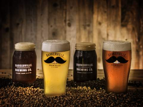 Barkerville Craft Beers