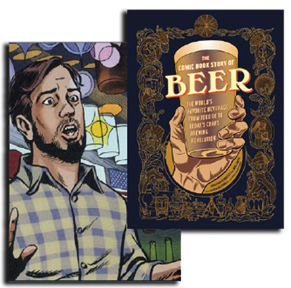 The Comic Book Story Of Beer Image