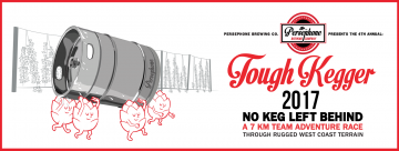 Persephone Brewing Presents the 4th Annual Tough Kegger @ Persephone Brewing Company |  |  |