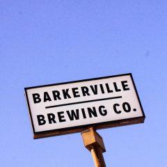 Barkerville Brewing - Street Sign Image