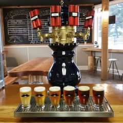 Barkerville Brewing Taps Image