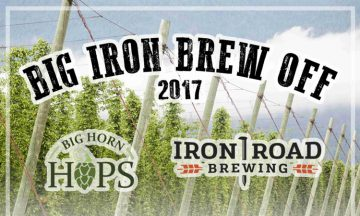 Big Iron Brew Off 2017 @ Iron Road Brewery | Kamloops | British Columbia | Canada
