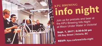 http://www.kpu.ca/brew/info-night @ Moon Under Water Brewpub |  |  |