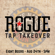 Rogue Tap Take-Over at the Moon @ Moon Under Water Brewpub |  |  |