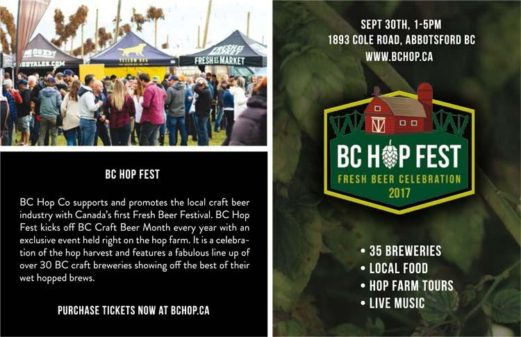 BC Hop Fest