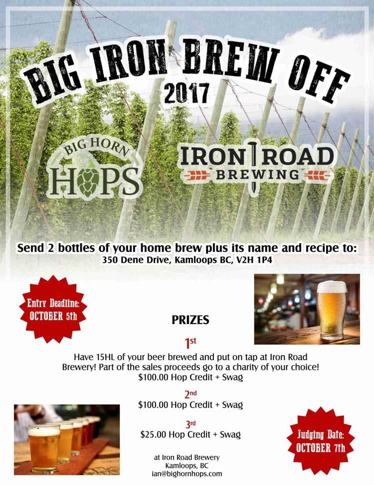 Big Horn Hops