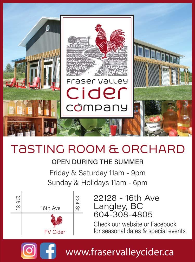 Fraser Valley Cider