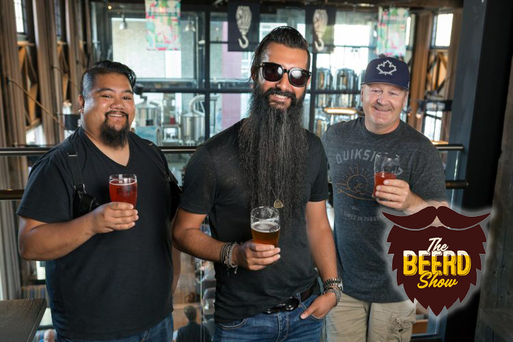 New Faces Join The Beer Media Scene: Part One – The Beerd Show