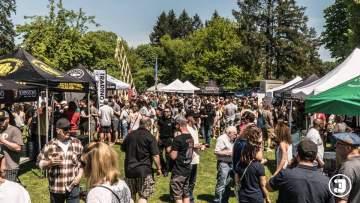 2018 Fort Langley Beer & Food Festival @ Fort Langley National Historic Site