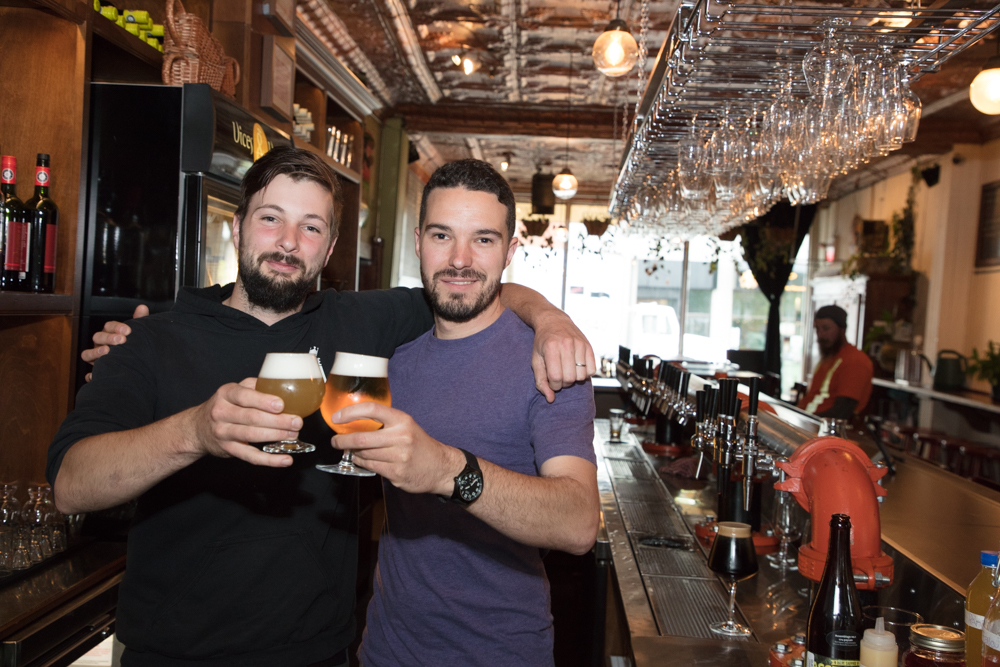 The Alchemy Of Beer In Montreal