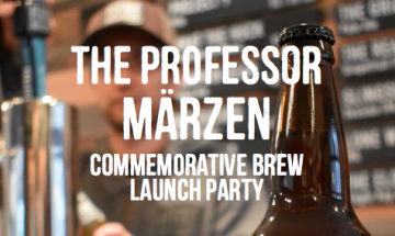 The Professor Märzen Launch Party! @ Fernie Brewing Co. | Fernie | British Columbia | Canada