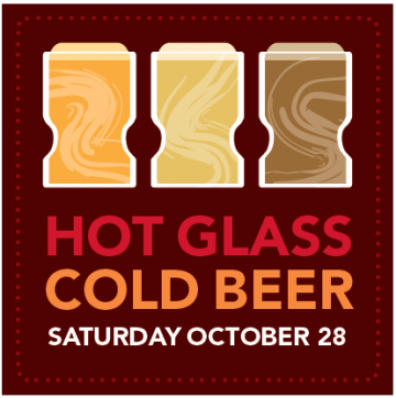 Hot Glass Cold Beer @ Terminal City Glass Co-op | Vancouver | British Columbia | Canada