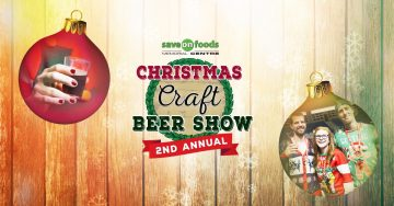 Christmas Craft Beer Show: Friday @ Save-On-Foods Memorial Centre | Victoria | British Columbia | Canada