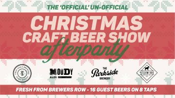 The 'Official' Un-Official Christmas Craft Beer Show Afterparty: Friday @ Swans Brewery, Pub & Hotel | Victoria | British Columbia | Canada