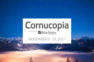 Cornucopia: Whistler's Celebration of Food & Drink @ Whistler, BC | Whistler | British Columbia | Canada