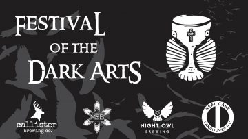 Festival of the Dark Arts @ Callister Brewing | Vancouver | British Columbia | Canada
