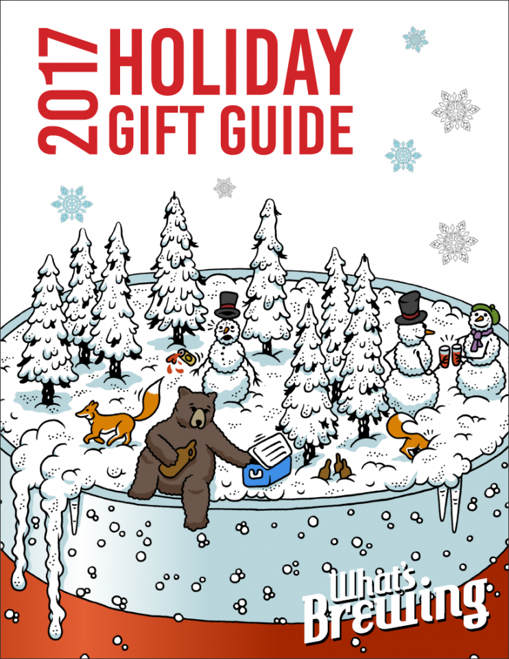 BC Craft Beer Holiday Gift Guide
