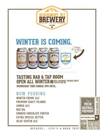 Highway 97 Brewery