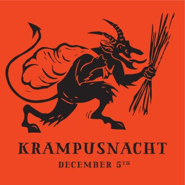 Krampusnacht: Photos With Krampus @ Strange Fellows Brewing |  |  |
