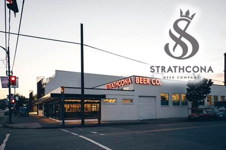 Strathcona beer company 1st anniversary celebration whats brewing