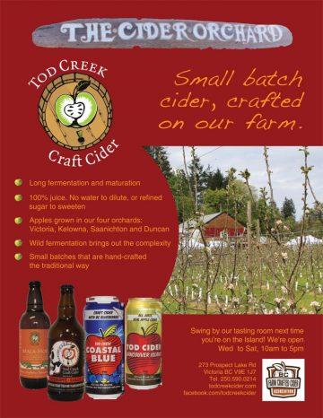 Tod Creek Cider