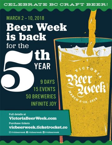 Victoria Beer Week