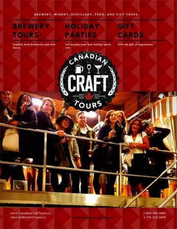 Canadian Craft Tours